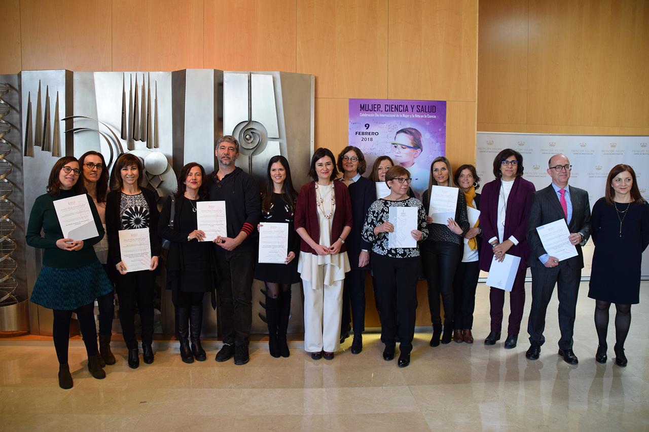 Jornada Mujer, Ciencia y Salud
