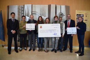El Ayuntamiento de Museros y la asociación Corre Per Mi realizan un donativo al CIPF