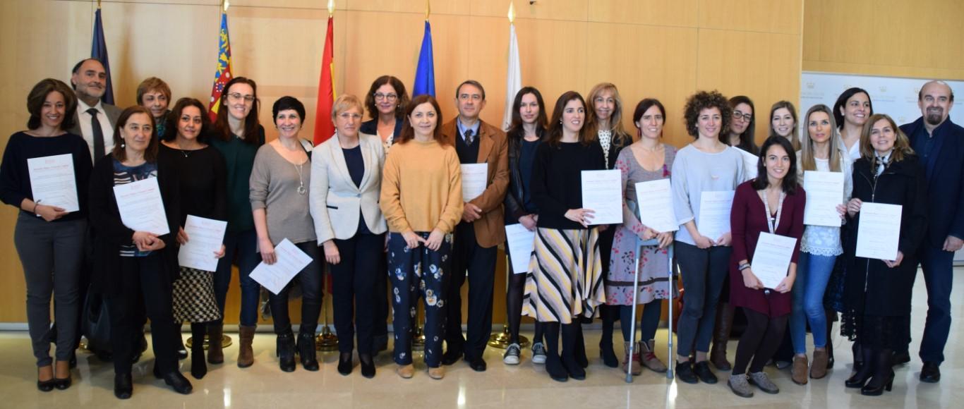 Read more about the article La Conselleria de Sanitat reconoce 17 proyectos de investigación con perspectiva de género