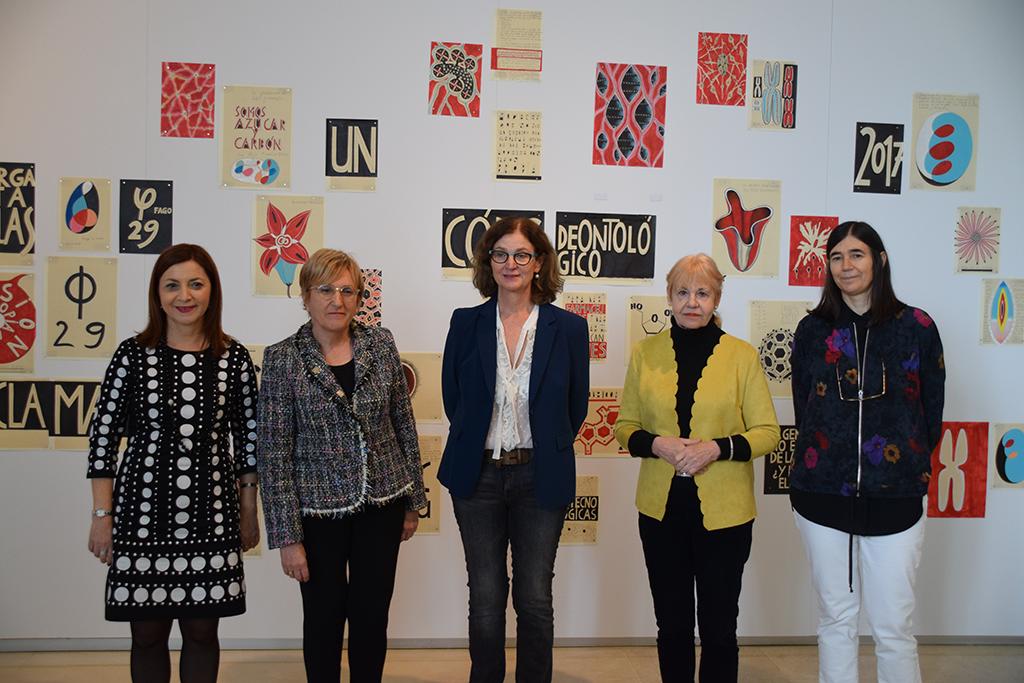 El CIPF acoge hasta el 12 de abril la exposición de CNIO Arte 59+1 Eva Lootz/Margarita Salas